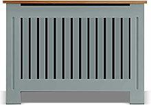 Arlington Radiator Cover Grey Modern Medium