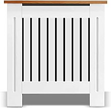 Arlington Radiator Cover White Modern Small