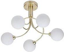 Arlington Swirl 5-Light Ceiling Light