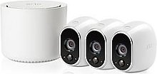 Arlo Vms3330 Hd Home Security Kit With 3 Cameras