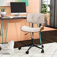 Arlon Desk Chair Blue Elephant