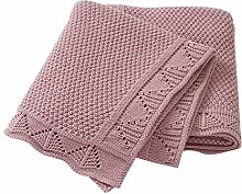 ARLT Baby Blankets Knitted Newborn Swaddle Wrap
