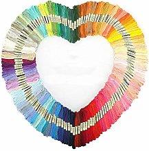 ARLT Multicolor Embroidery Thread Cross Stitch
