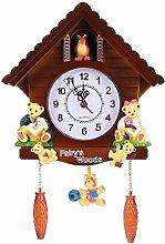 ARLT Retro Vintage Wooden Cuckoo Clocks Handcraft