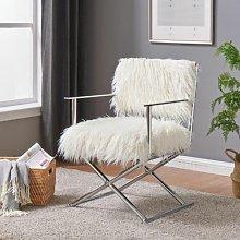Armchair Willa Arlo Interiors Upholstery Colour: