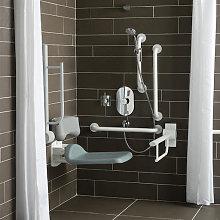 Armitage Shanks Contour 21 White Shower Doc