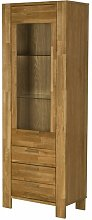 Armstrong Curio Cabinet Gracie Oaks