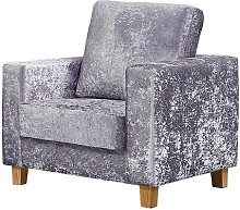 Arnold Armchair Rosdorf Park Upholstery: Crushed