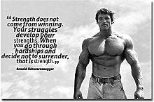 Arnold Schwarzenegger Bodybuilding Motivational