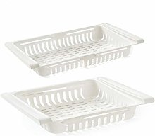ARONTOME Plastic Kitchen Refrigerator Fridge