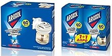 Aroxol Mosquito Insect Repellent Plug In For Both