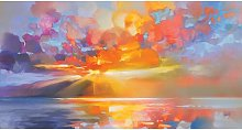Arran Equinox by Scott Naismith - Wrapped Canvas