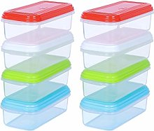 ARSUK Baby Food Storage Freezer Containers Weaning
