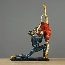 Art Decorative Home Decor Ballet Dancer Statue