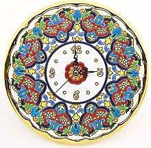 ART ESCUDELLERS CLOCK/WALL CLOCK MODEL 14,