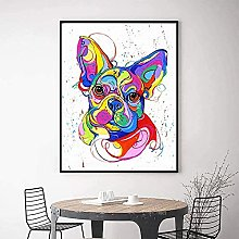 Art poster Wall Art Canvas Painting French Bulldog