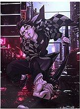 Art Print Tanjiro Kamado Kimetsu No Yaiba Anime