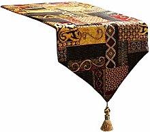 Artbisons Table Runner Gold Illusion 95x13 Thickly