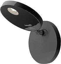 Artemide Demeter Spotlight with Switch 9 W, Black