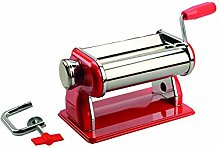 Artemio Pasta Machine for Modeling Clay, Red and