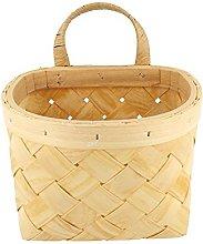 Artemio Willow Basket, Beige, 18x16x14cm