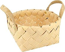 Artemio Willow Basket, Beige, 20x20x10cm