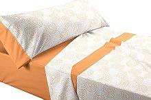 Artemur Lake–Bed Set 90 cm orange