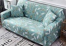 ARTEZXX Sofa Cover Green wheat ears 1/2/3/4 Seater