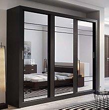 Arthauss Modern Bedroom Mirror Sliding Door