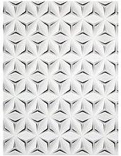Arthouse 3D Diamond White Wallpaper