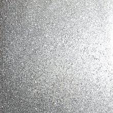 Arthouse 6m Sequin Silver Wallpaper