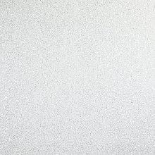 Arthouse 6m Sequin White Wallpaper