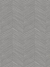 Arthouse Arrow Weave Charcoal Wallpaper