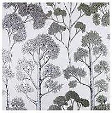 Arthouse Arthouse Delamere White/Silver Sw12