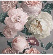 Arthouse Arthouse Highgrove Floral Warm Grey