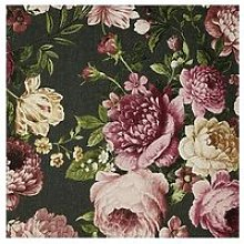 Arthouse Arthouse Tapestry Floral Charcoal/Pink
