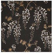 Arthouse Arthouse Wisteria Floral Black/Gold