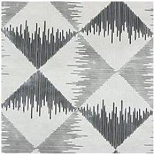 Arthouse Aztec Geometric Mono Wallpaper