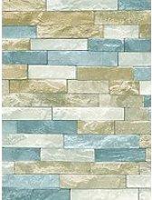 Arthouse Azure Slate Wallpaper &Ndash; Natural