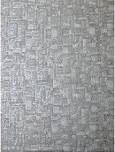 Arthouse Basalt Texture Gunmetal Wallpaper