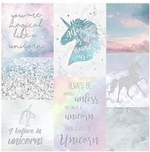 Arthouse  Believe In Unicorns Wallpaper