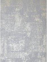 Arthouse Crosshatch Grey/Gold Wallpaper