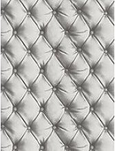 Arthouse Desire Wallpaper - Silver