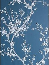 Arthouse Floral Trail Glitter Wallpaper