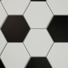 Arthouse Football Goal Mono Wallpaper