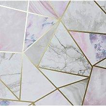 Arthouse Fragments Multicoloured Wallpaper