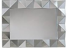 Arthouse Geometric Wall Mirror