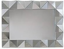 Arthouse Geometric Wall Mirror