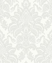 Arthouse Glisten Silver Wallpaper