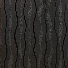 Arthouse Glitz Black Wallpaper